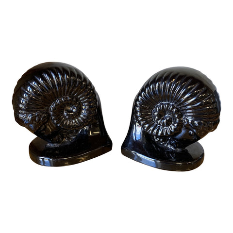 1970s Mid Century Sculptural Ram Bookends - a Pair - FREE SHIPPING!