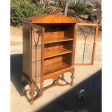 1970s Mid Century Wooden China Cabinet** - FREE SHIPPING! (US domestic only)