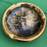 1970s Vintage Italian Florentine Ashtray** - FREE SHIPPING!