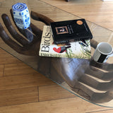 Reserved for Kirk. Open Hands Coffee Table - Shipping included.