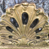 Antique Shell Motif Acanthus Mirror** - FREE SHIPPING!