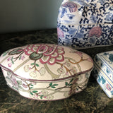 Asian Ceramic Box Collection** - 4 Pieces - FREE SHIPPING!