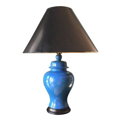 Blue Ginger Lamp - FREE SHIPPING!