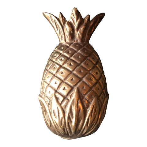 Brass Pineapple Door Knocker** - Free Shipping!
