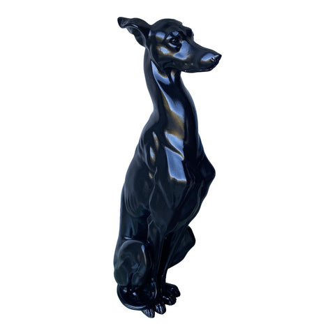 Contemporary Greyhound Sculpture - FREE SHIPPING!