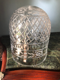 Etched Dome Antique Pendant Lighting - FREE SHIPPING!