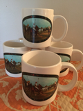 Ralph Lauren Equestrian Coffee Mugs - set of 4 - FREE SHIPPING!