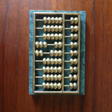 Mini Abacus on Marble Stand - FREE SHIPPING!