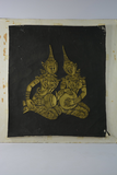 Thai Golden Relief Painting Unframed - FREE SHIPPING!