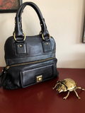 Banana Republic Black Purse with Dust Bag - FREE SHIPPING!