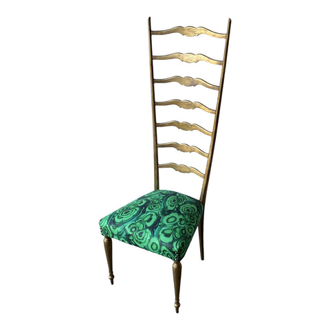 Florentine Italian Gilded Chair - FREE SHIPPING!