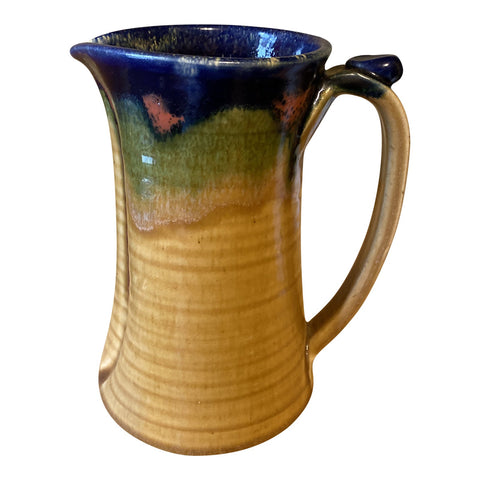 Handmade Glazed Pottery Pitcher or Vase** - FREE SHIPPING!