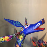Mexican Hand Carved Alebrijes - Set of 3