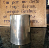 Solid Brass Artist Cup - FREE SHIPPING!