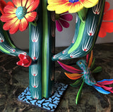 Mexican Hand Carved Alebrijes - a Pair