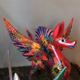Mexican Hand Carved Alebrijes - Set of 3 - FREE SHIPPING!