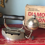 Industrial Design Iron by Diamond w Original Box** - FREE SHIPPING!