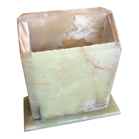 Marble Desk Accessory Holder** - FREE SHIPPING!