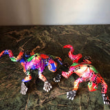 Mexican Alebrijes Figurines - Set of 4 - FREE SHIPPING!