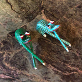 Mexican Rabbits and Frogs Alebrijes - Set of 5 - FREE SHIPPING!