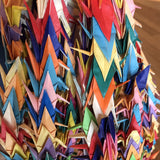 Paper Sculpture of One Thousand Cranes - FREE SHIPPING!