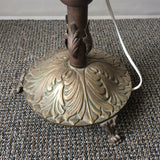 Scallop Crystal Floor Lamp - FREE SHIPPING!