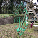 Vintage Green Swing - FREE SHIPPING!