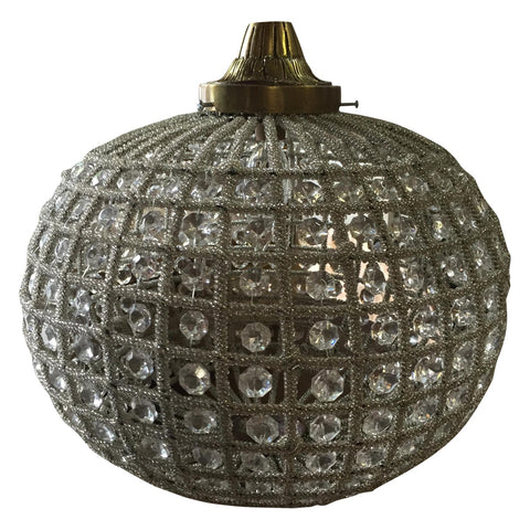 Vintage Spherical Chandelier** - FREE SHIPPING!
