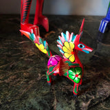 Winged Mexican Alebrijes - Set of 5 - FREE SHIPPING!