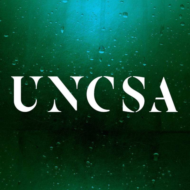 UNCSA Sticker