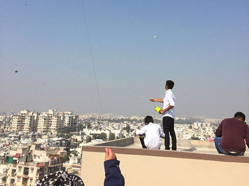 The Kite Festival of Ahmedabad