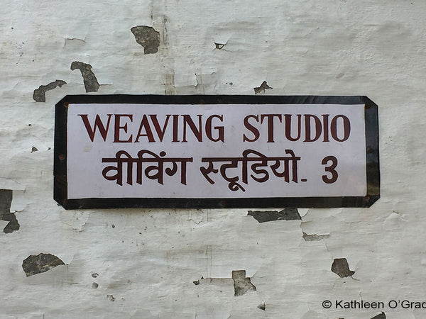 Weavers in India