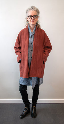 Shawl Wrap Coat