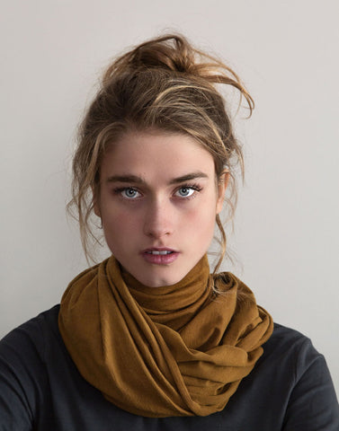 Wool Scarf - #008 - Cutch