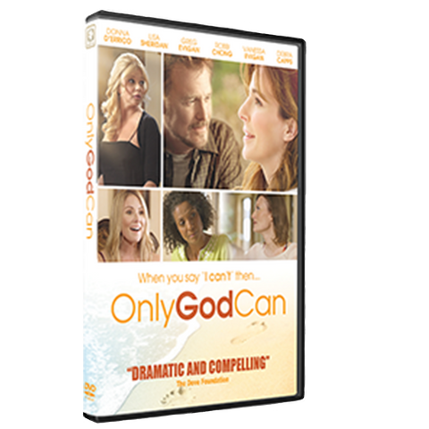 DVD - Only God Can