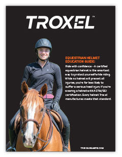 Troxel Equestrian Education Guide