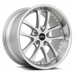 Arc Wheels AR05 Silver Machined