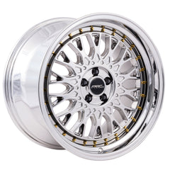 ARC Wheels AR01 Platinum Gold Rivets