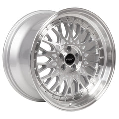 Arc Wheels AR01 Silver Machined