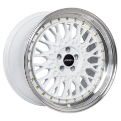 Arc Wheels AR01 White Gold Rivets