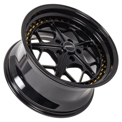 Arc Wheels AR02 Gloss Black