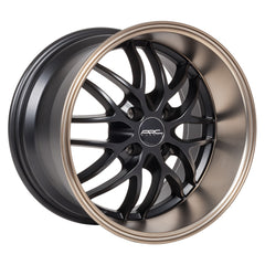 Arc Wheels AR03 Black with Bronze Lip