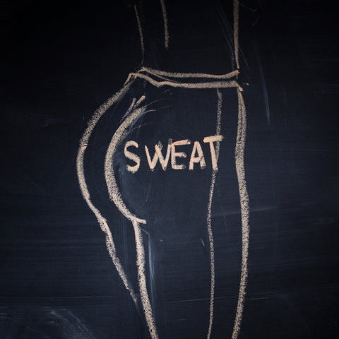 SWEAT CONTRIBUTES TO BUTT ACNE