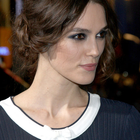 KIERA KNIGHTLY ACNE