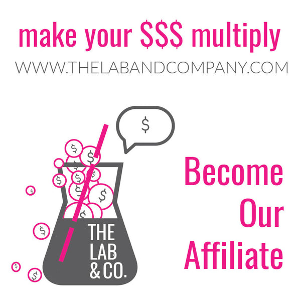 affiliate program for The Lab and Company