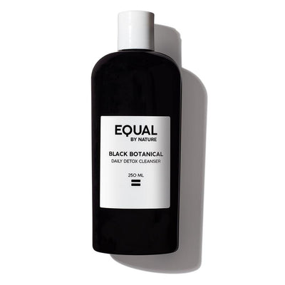 EQUAL BY NATURE Skin Care Black Botanical Purifying Cleanser