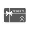 THE LAB & CO. Gift Card Make It Rain | Gift Card