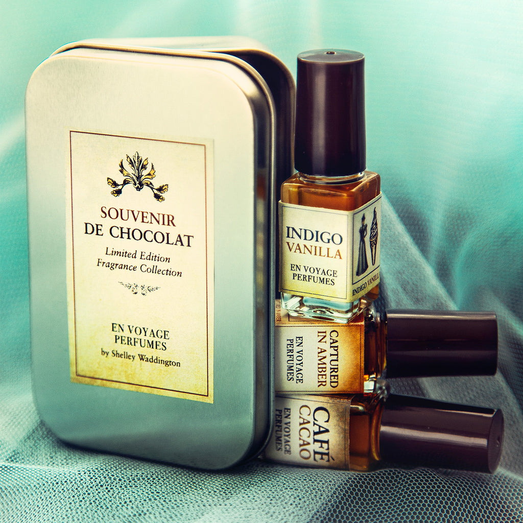 Souvenir de Chocolate Trio Coffret