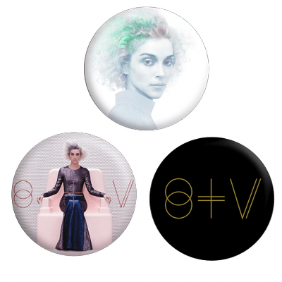 ST. VINCENT BUTTON PACK NO NA