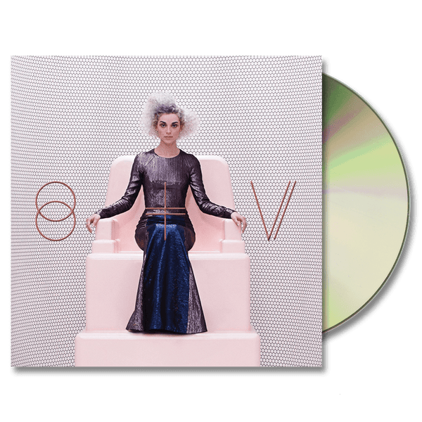 St. Vincent CD